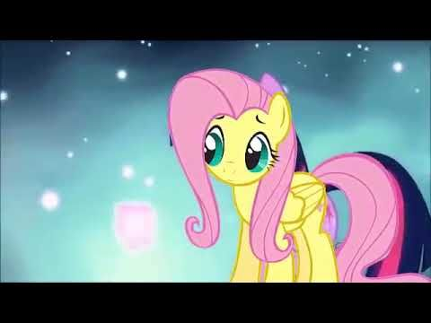 Fluttershy Becomes An Alicorn Princess Mlp Youtube Fluttershy Mlp Twilight Sparkle Mlp Pony