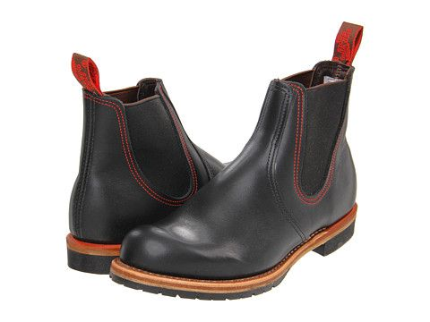 Red Wing Heritage Chelsea Rancher | Shoes | Pinterest | Vintage ...