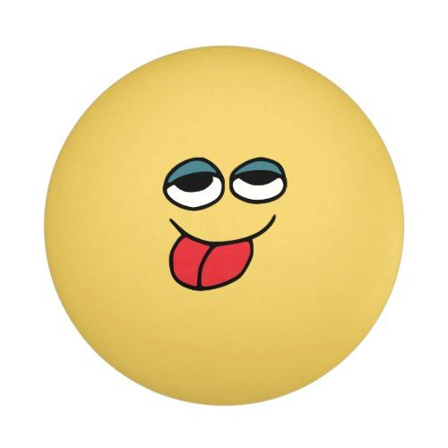 Funny Sticking Out Tounge Ping Pong Ball Zazzle Com In 2020 Ping Pong Ping Pong Balls Personalized Ping Pong Paddle
