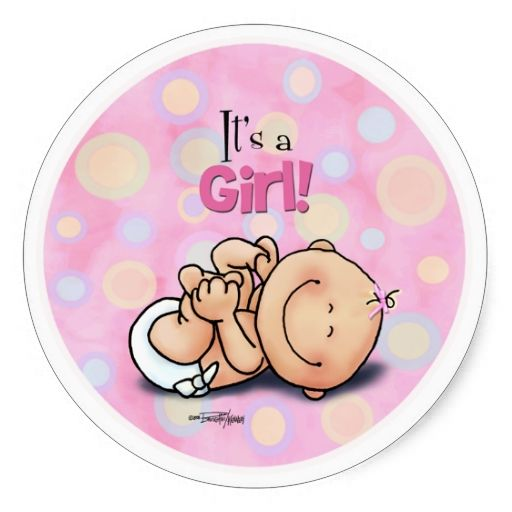 printables baby and more girls paper its a girl babies stickers a girl