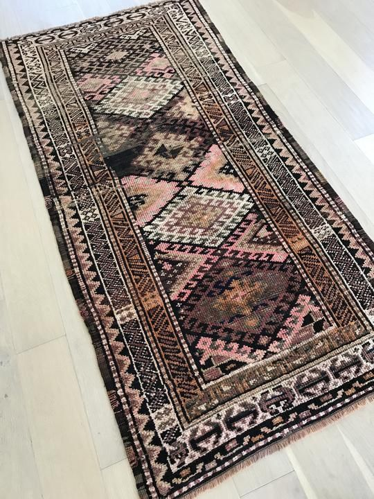 Turkish Rugs Are Handmade With Wool