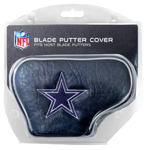 NFL Dallas Cowboys Blade Putter Cover by Team Golf. Save 18 Off!. $16.49. NFL Dallas Cowboys Blade Putter Cover