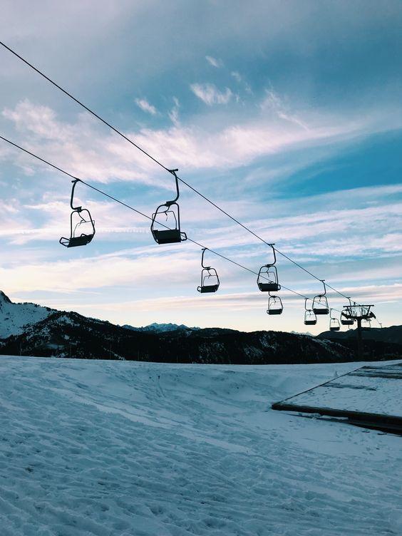 #baqueira #ski #snow #love #navidad #christmas #nieve #esqui #amor #invierno #winter #paisaje #montañas #mountain #telesilla #atardecer #sunset