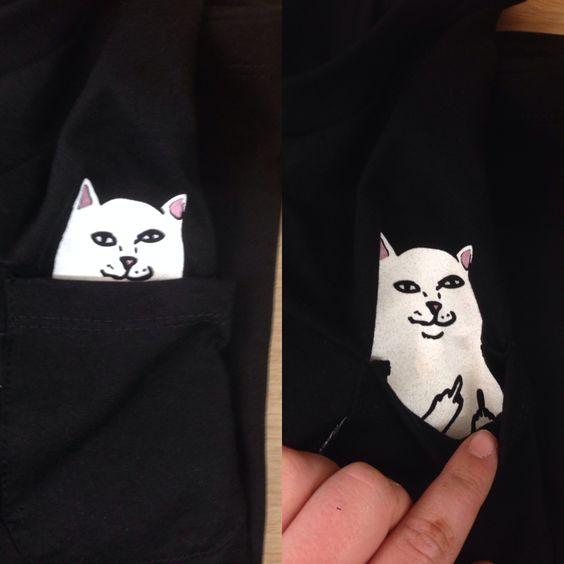 Ideia para as camisetas
