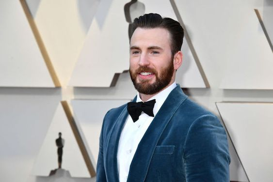 Chris Evans stormed by fans over Twitter