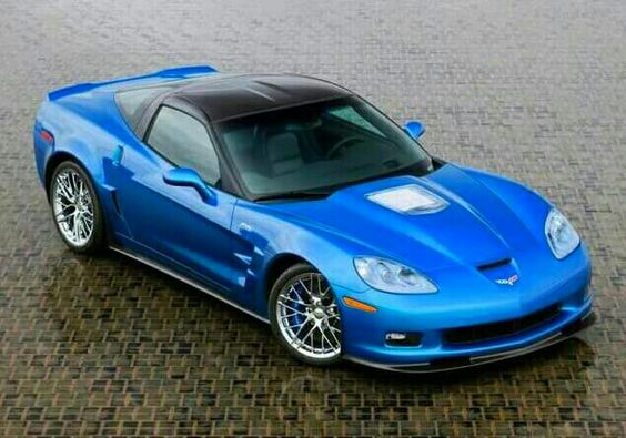 Corvette ZR1.