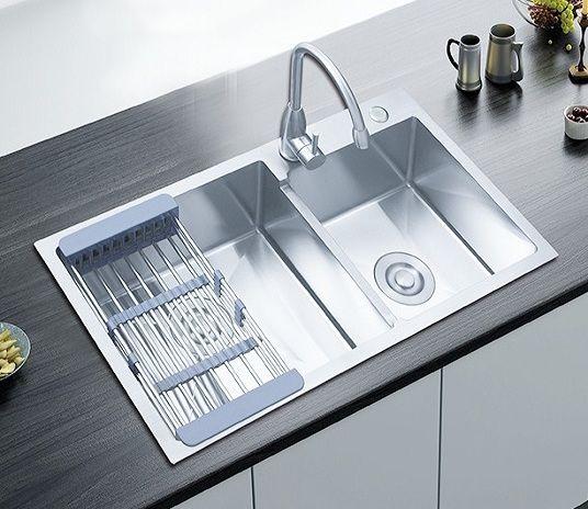 Chậu rửa bát AMTS dùng có tốt không?