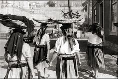 Women in Lisboa (1935) by ookami_dou, via Flickr, Portugal
