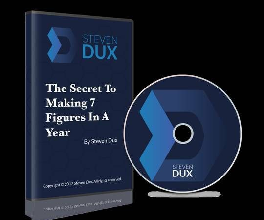 The Secret To Making 7 Figures In A Year By Steven Dux Http Www