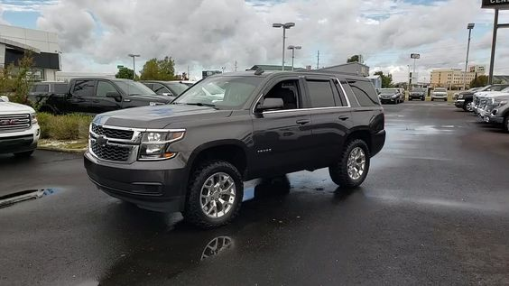 Used 2017 Chevrolet Tahoe 4wd 4dr Ls At Central Buick Gmc Used G314470g Buick Gmc Chevrolet Tahoe Tahoe