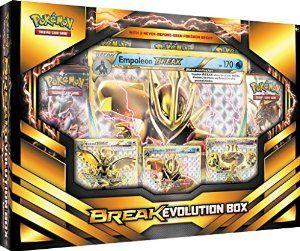 Pokemon Break Evolution Box (multi-Color) #toys #games