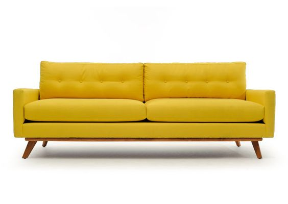 landlordrocknyc cheap thrills the nixon mid century modern sofa is
