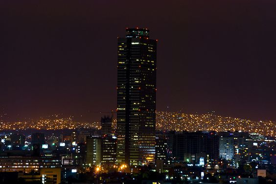 Second largest city in the world.    Mexico City  en.wikipedia.org/wiki/Mexico_City     Fabulous