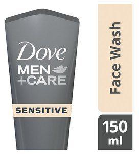 Dove Men+Care Sensitive Face Wash 150ml
