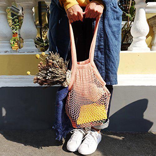 Farmers Market Bag Boho Hippie Market Bag Reusuable Grocery Bag Swim Bag