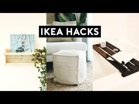 DIY IKEA HACKS 2020! CHEAP & SIMPLE (PINTEREST INSPIRED