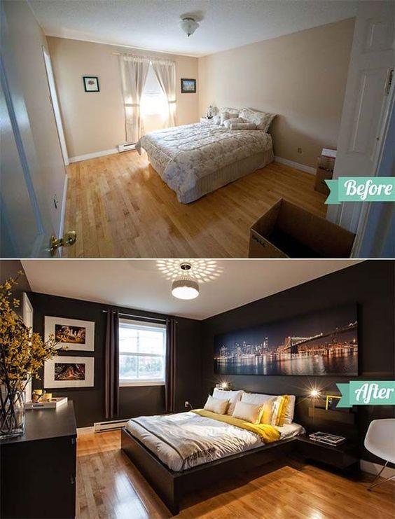 Before After Interior Design Farisdecor Expert