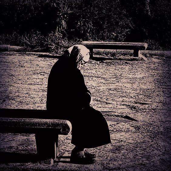 Sometimes life gets hard. I remember my aunt lived alone until she was 93. I should have visited more often. Talk about regret.