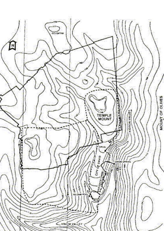 Mount Horeb egypt topography - Google Search