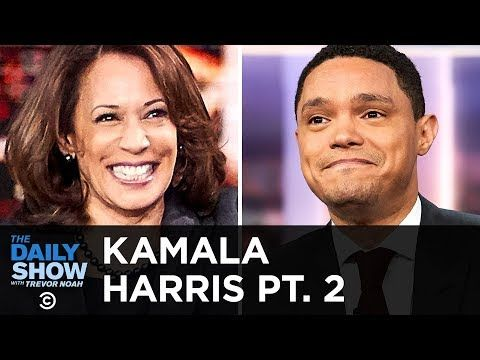 The Daily Show Episodes 2020.Kamala Harris On Her 2020 Presidential Campaign And Trump S