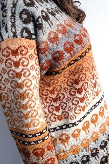 Пряжа Кауни Образцы Вязания - фото 9