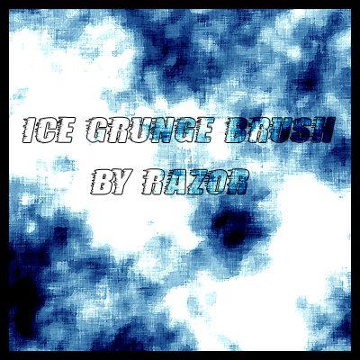 Ice Grunge - Download  Photoshop brush http://www.123freebrushes.com/ice-grunge/ , Published in #GrungeSplatter. More Free Grunge & Splatter Brushes, http://www.123freebrushes.com/free-brushes/grunge-splatter/   #123freebrushes