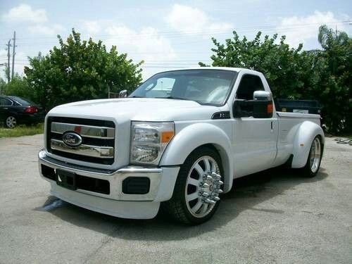 custom 2004 ford f 350 single cab short bed dually on 24 39 s. Black Bedroom Furniture Sets. Home Design Ideas