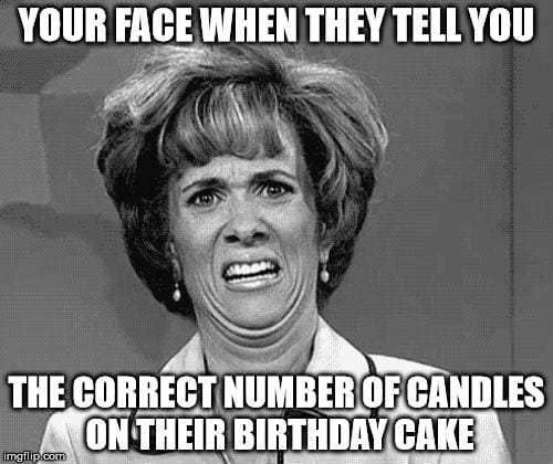 Birthday Memes Ultimate Resource Of Funny Bday Memes Funny Happy Birthday Meme Happy Birthday Fun Funny Happy Birthday Wishes