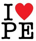 Love this PE t-shirt.