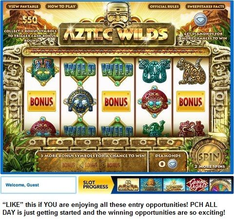 ..: Pch Games,  One-Armed Bandit, Pch Superfan, Slot