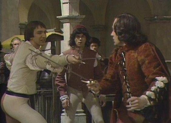 Alan Rickman as Tybalt in Romeo & Juliet: