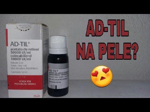 Pele Vitaminada Com Ad Til Na Pele Receita Com As Vitaminas A B C
