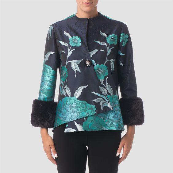 Joseph Ribkoff coat style 163646