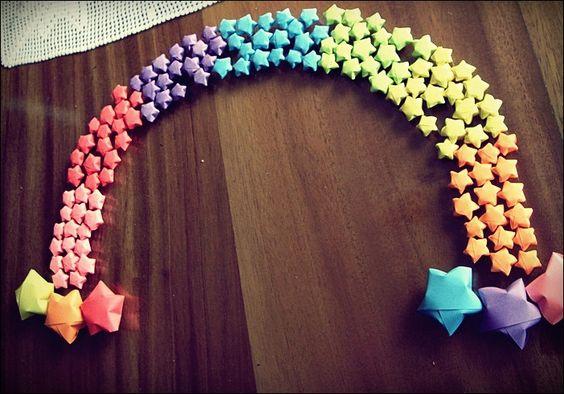 my rainbow by Hickican