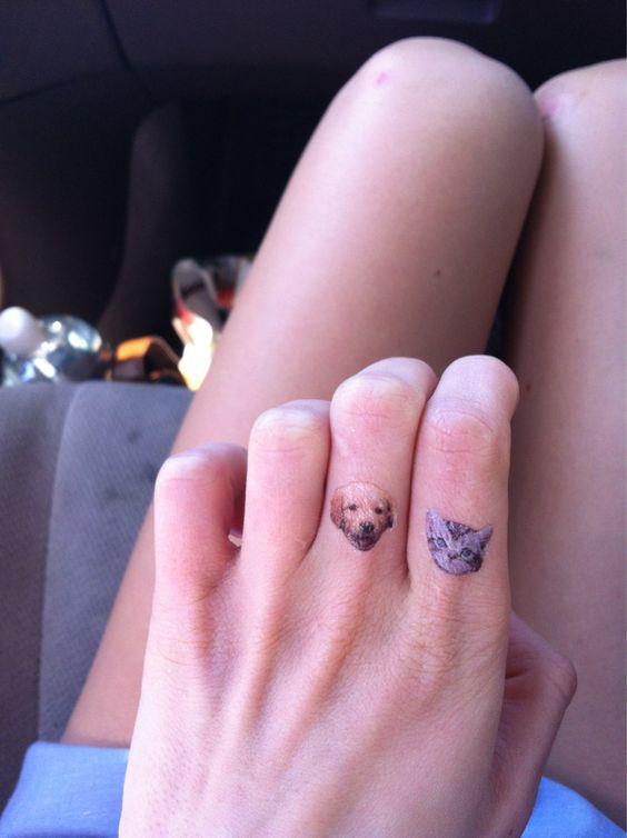 water tattoos :)