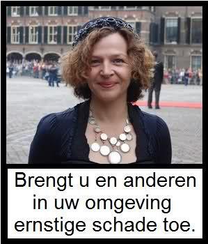 Al eerder stond Edith Schippers onder zware druk om afstand te doen van haar banden met de tabaksindustrie.. Dat deed ze uiteindeljik en droeg het 'tabakdossier' over aan haar staatssecretaris. Is het ook de grote vriendin van Big Pharma..? Waarom anders geen gedegen onderzoek naar de werking van het griepvaccin..? Is het deze mevrouw de minister gewoon om het even, of er wellicht € 60 miljoen griepvaccinatiebudget over de balk gegooid wordt zoals veel huisartsen, medici en wetenschappers ze...: