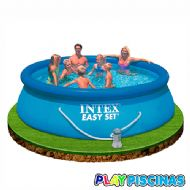#piscinadesmontable #piscinas 366x76cm #depuradora #intex #playpiscinas #piscinahinchable #piscinainfantil #piscinapvc #piscinaredonda #piscinacuadrada #piscinarectangular #ventadepiscinas #verano2014 #verano #ganasdepiscina  http://www.playpiscinas.com/piscinas-hinchables-17-c.asp
