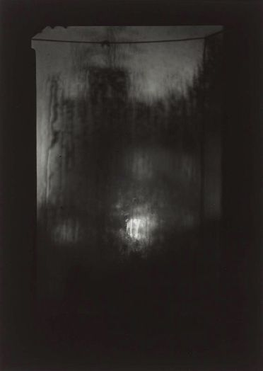 Josef SUDEK - Uneasy Night (from the series, Remembrances) -  1959 - Image: 16.5 x 10.8 cm (6 1/2 x 4 1/4 in.) Sheet: 24.1 x 17.8 cm (9 1/2 x 7 in.) Photograph, gelatin silver print