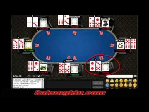 Trik Cara Menang Main Poker Online Dan Qq Online Poker Qq Donino 99 Sakongkiu Com Youtube Poker Kasino Permainan Kartu
