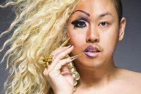 Drag queen metamorfose