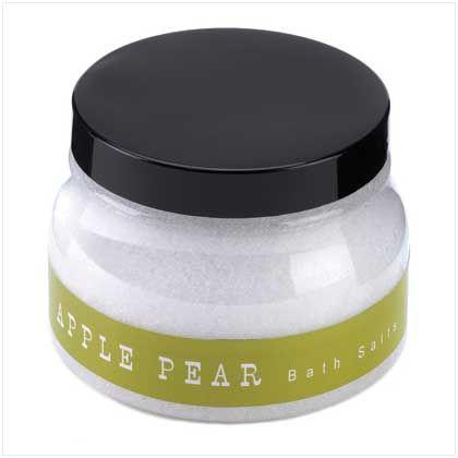 Apple-pear Bath Salts $9.95 www.perfect-marketplace.net