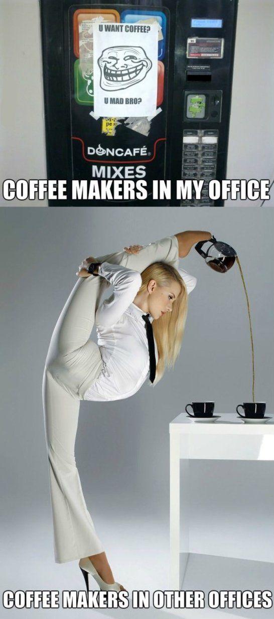Coffee makers - http://www.jokideo.com/