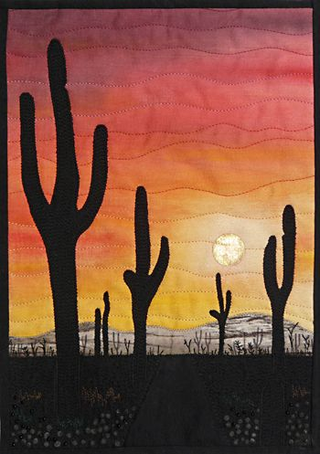 Susan Lax Saguaro-Sunset LG
