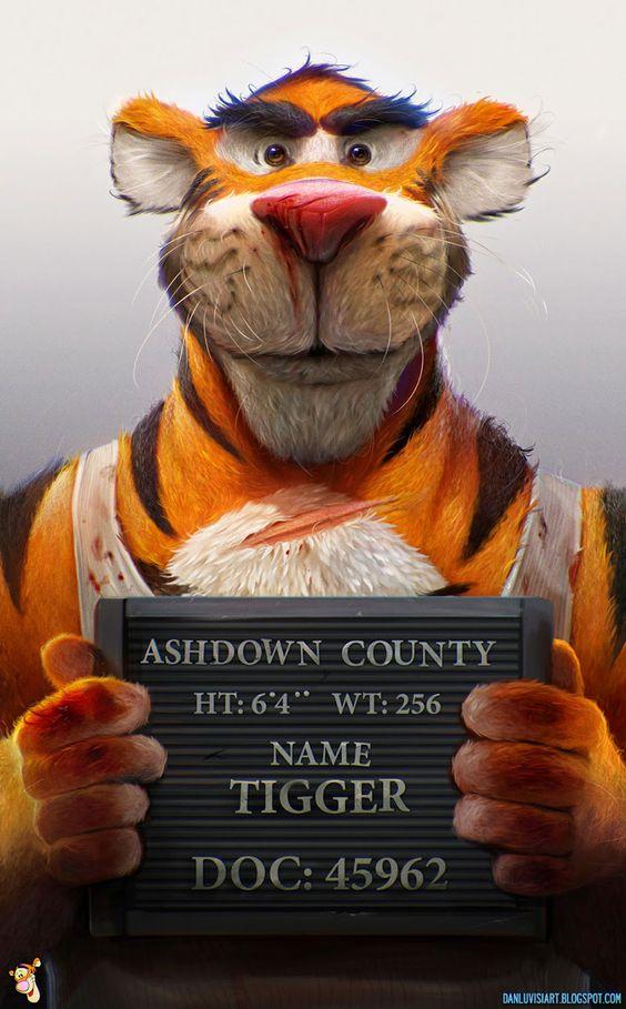 Finalmente hanno beccato il Tigger