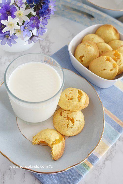 Zonzolando: Biscotti Cuor di Mela