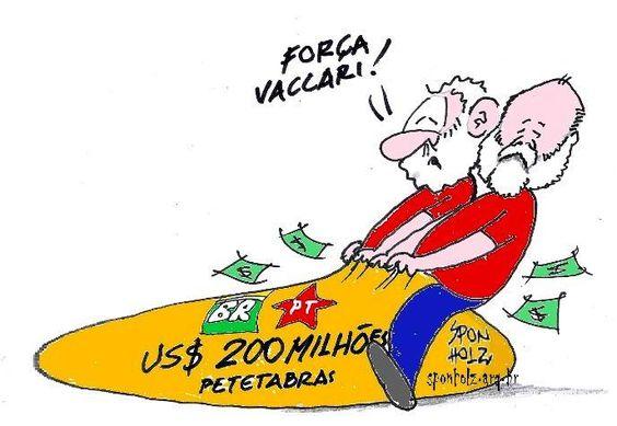 Post  #FALASÉRIO!  : um ParTido acima de qualquer susPeiTa: O tesoureir...