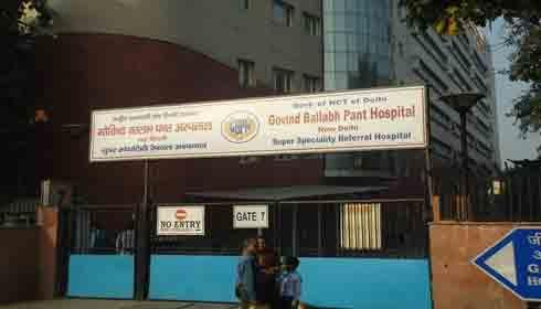 GB Pant hospital workers protest in support of demoted MS | Drug Today