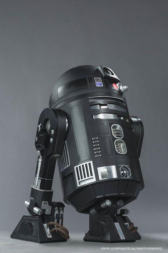 C2-B5, el R2D2 imperial que veremos en Rogue One: A Star Wars Story