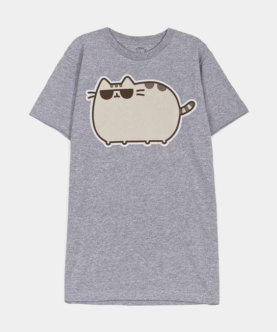 Cool Pusheen t-shirt (mens)