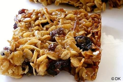 Oat bars, Cranberries and Bar on Pinterest
